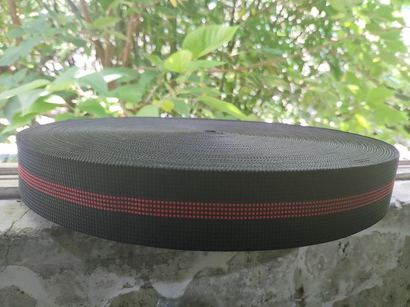 黑色沙发织带